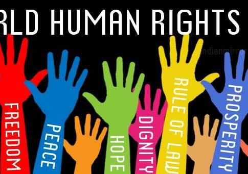 Proefexamen mensenrechten V+A  (pdf-document,  13 pagina's)